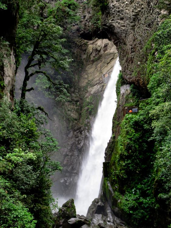 Baeza Ecuador